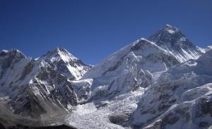 VIEW FROM ANNAPURNA BASE CAMP