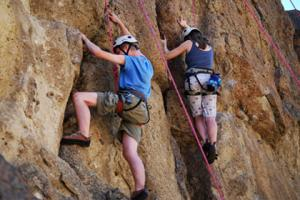 Mountain Rock Climbing Tour Packages