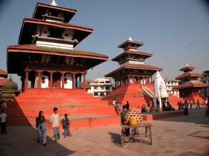 Durbar Square With Temple Tour Packages