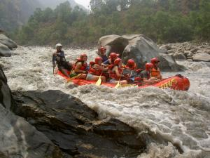 Cultural Educational Tour With River Rafting