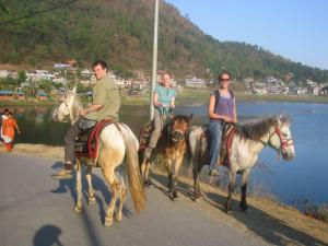Pony Trekking Tour