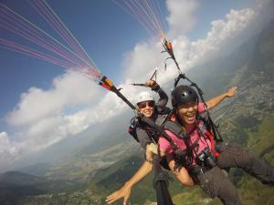 Paragliding Tour In Nepal Packages