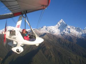 Nepal Ultra Light Flight Tour Packages